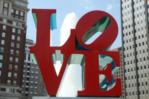New York LOVE art
